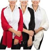 Gianfranco Ferre Essential Pashmina Scarves