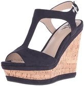 LFL by Lust for Life Women's L- Lana Wedge Sandal