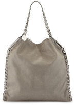 Stella McCartney Falabella Large Tote Bag, Light Gray