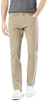 Dockers Men's Smart 360 Flex Ultimate Jean-Cut Slim-Fit Pants