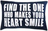 B. Smith Park Heart Smile Throw Pillow