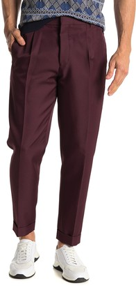 Reiss Rabbit Pleat Front Trousers