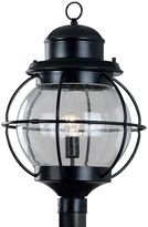 Kenroy Home Hatteras 1-Light Post Lantern - Outdoor