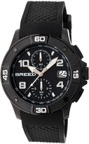 Breed Black Raylan Chronograph Watch