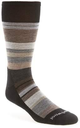 Smartwool Saturnsphere Striped Wool Blend Socks