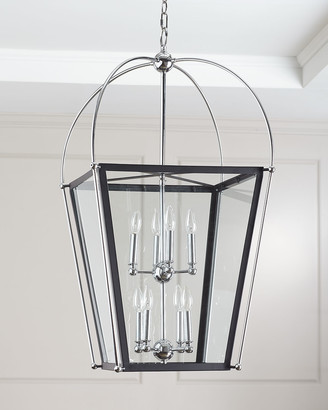 8-Light Foyer Pendant