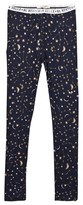Scotch R'Belle Navy Star and Moon Print Leggings