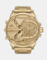 Diesel Mr Daddy 2.0 Gold Tone Chronograph Watch