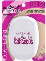 Cover Girl Ready, Set Gorgeous Pocket Powder Foundation, Light .37 oz (10.5 g)