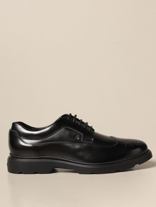 Hogan Brogue Shoes Men