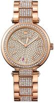 Juicy Couture Women's Sienna Crystal Bracelet Watch