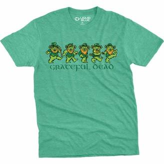 Liquid Blue Grateful Dead Irish Bears St. Patricks T-Shirt