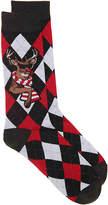 K. Bell Men's Rudolph Men's Crew Socks