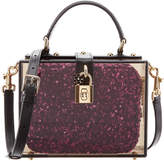 Dolce & Gabbana Sequin Embellished Box Top Handle