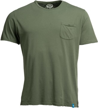Panareha Margarita Pocket T-Shirt - Green