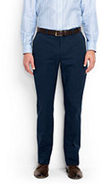 Lands' End Men's Traditional Fit Lightweight Chino Trousers-Steeple Gray