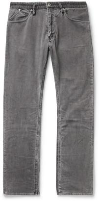 Nonnative Dweller Slim-Fit Cotton-Blend Corduroy Trousers