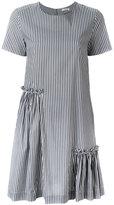 P.A.R.O.S.H. striped dress - women - Cotton/Polyamide/Spandex/Elastane - XS
