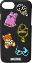 Moschino Pins IPhone 7 cover