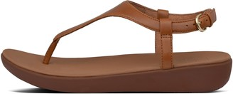 FitFlop Lainey Leather Back-Strap Sandals