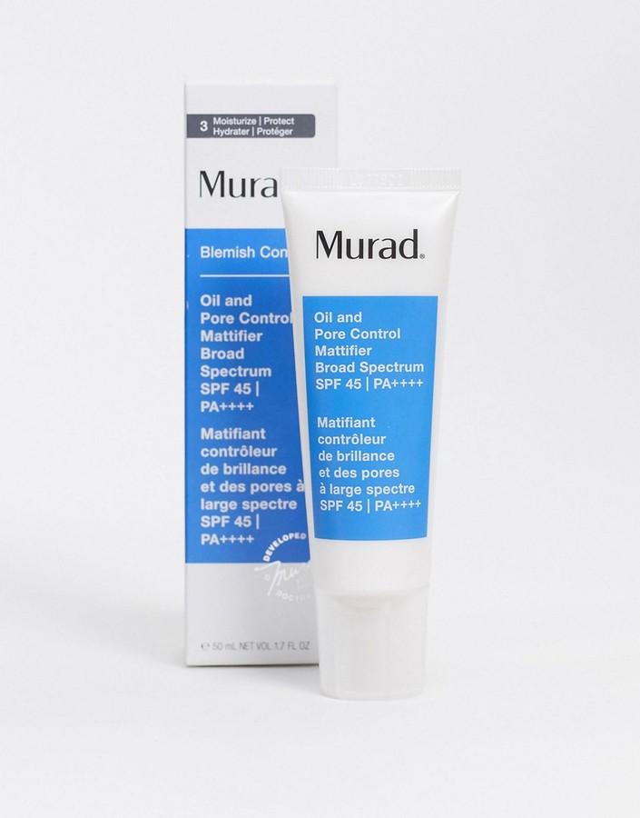 Murad Blemish Control Oil Control Mattifier Moisturiser SPF45-No colour