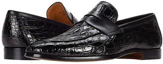 Magnanni Viggo (Black Crocodile 2) Men's Shoes