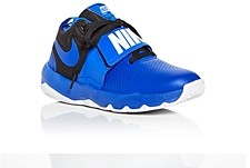 Nike Unisex Team Hustle D 8 Mid Top Sneakers - Big Kid