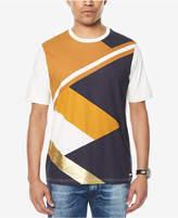 Sean John Men's Colorblocked Graphic-Print T-Shirt