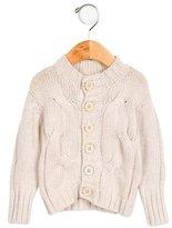 Petit Bateau Boys' Wool Cable Knit Cardigan