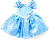 Children's Apparel Network Blue Butterfly Cinderella Dress - Toddler & Girls