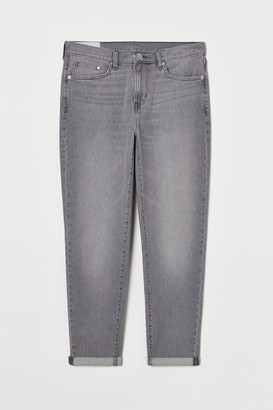 H&M Tapered Jeans - Gray