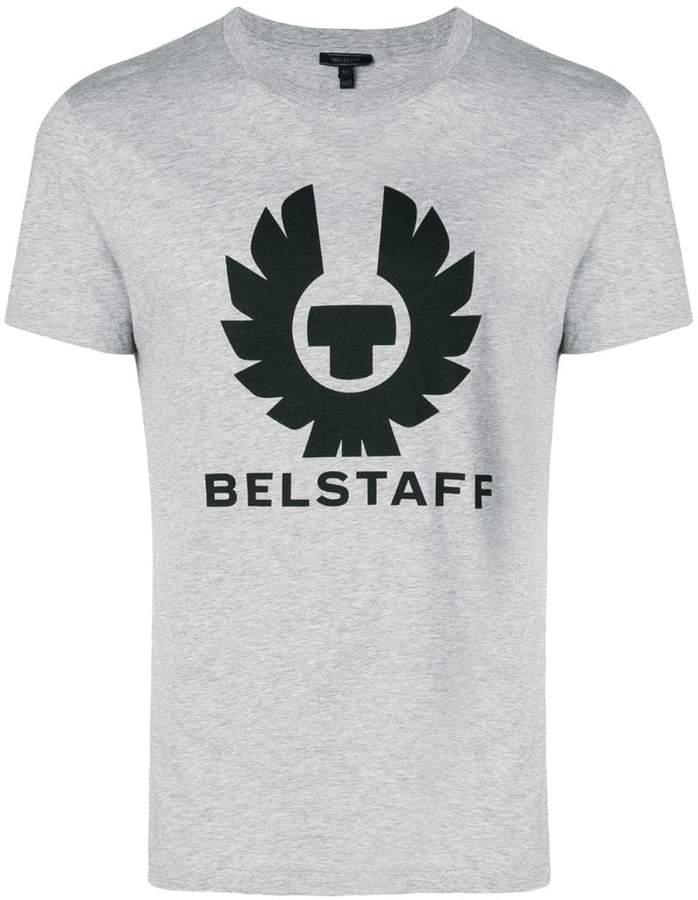 Belstaff logo print T-shirt