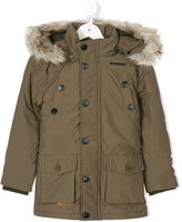 Vingino hooded parka coat