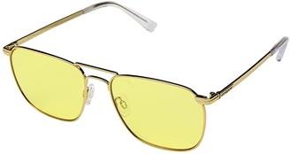 Von Zipper VonZipper League (Gold Gloss/Sunburst) Sport Sunglasses