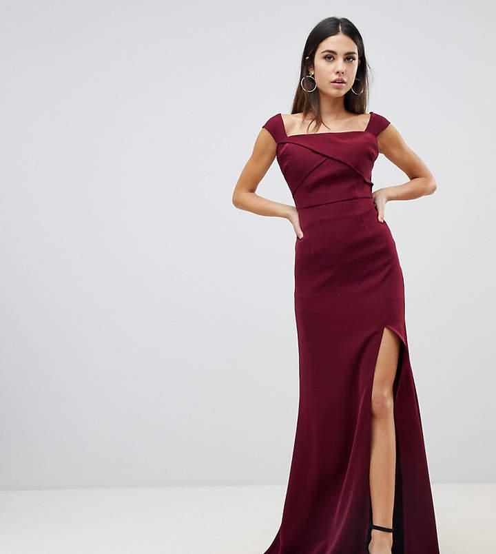 6b0ef4a57e5 Thigh Split Maxi Dress - ShopStyle