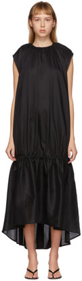 Totême Black Pretoria Dress