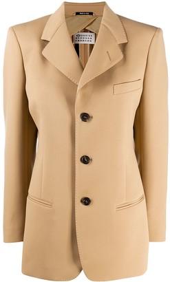 Maison Margiela Slim-Fit Blazer Jacket