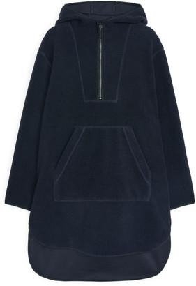 Arket Fleece Dress