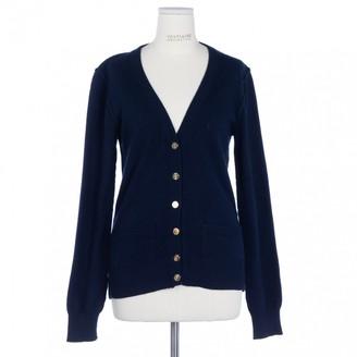 Dolce & Gabbana Navy Cashmere Knitwear