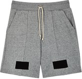 John Elliott Grey French Terry Shorts