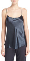 Vince Satin Camisole, Navy