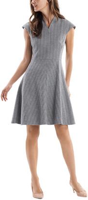 M.M. LaFleur M.M.Lafleur Wool-Blend Mini Dress