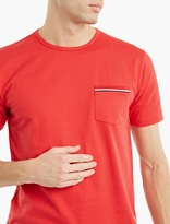 Thom Browne Red Cotton T-shirt