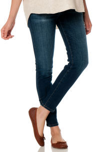 A Pea in the Pod Joe&'s Jeans Secret Fit Belly® 5 Pocket Straight Leg Maternity Jeans