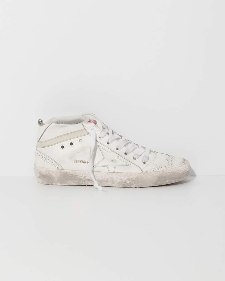 Golden Goose Sneakers Mid Star