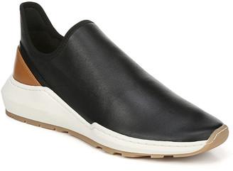 Vince Marlon Leather Slip-On Sneakers