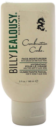 Billy Jealousy Men's 3Oz Combination Code Face Moisturizer