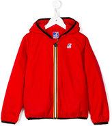 K Way Kids - zipped jacket - kids - Polyamide/Polyester - 6 yrs