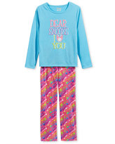 Sleep On It 2-Pc. Dear Snooze Pajama Set, Little Girls (2-6X) & Big Girls (7-16)