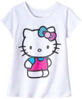 Hello Kitty Girls 7-16 Glitter Tee